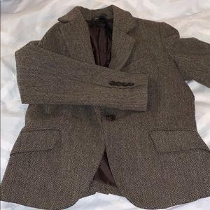 Zara warm brown jacket